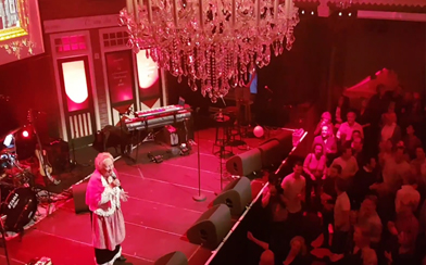 Ans Tuin – Cafe Nol 50 Jaar LoL – Paradiso Amsterdam LIVE