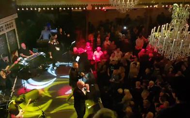 Lange Frans – Cafe Nol 50 Jaar LoL – Paradiso Amsterdam LIVE 12 December 2016
