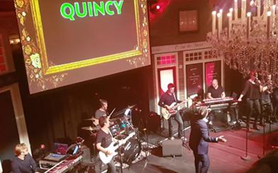 Quincy – Cafe Nol 50 Jaar LoL – Paradiso Amsterdam LIVE