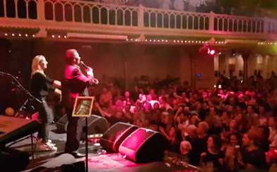 Ronald Engel – Cafe Nol 50 Jaar LOL PARADISO 12 December 2016